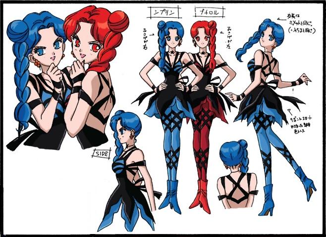 Amazonas mistress 3 - 3 5