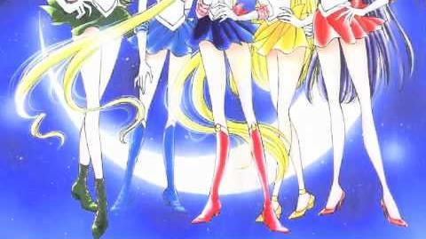 Koisuru Otome wa Makenai (Peach Hips) - Sailor Moon (Lyrics and Translation on description)