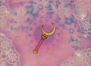 Crescent Moon Wand