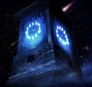 Torre del reloj saint seiya wiki fandom powered by wikia - Casas del zodiaco ...
