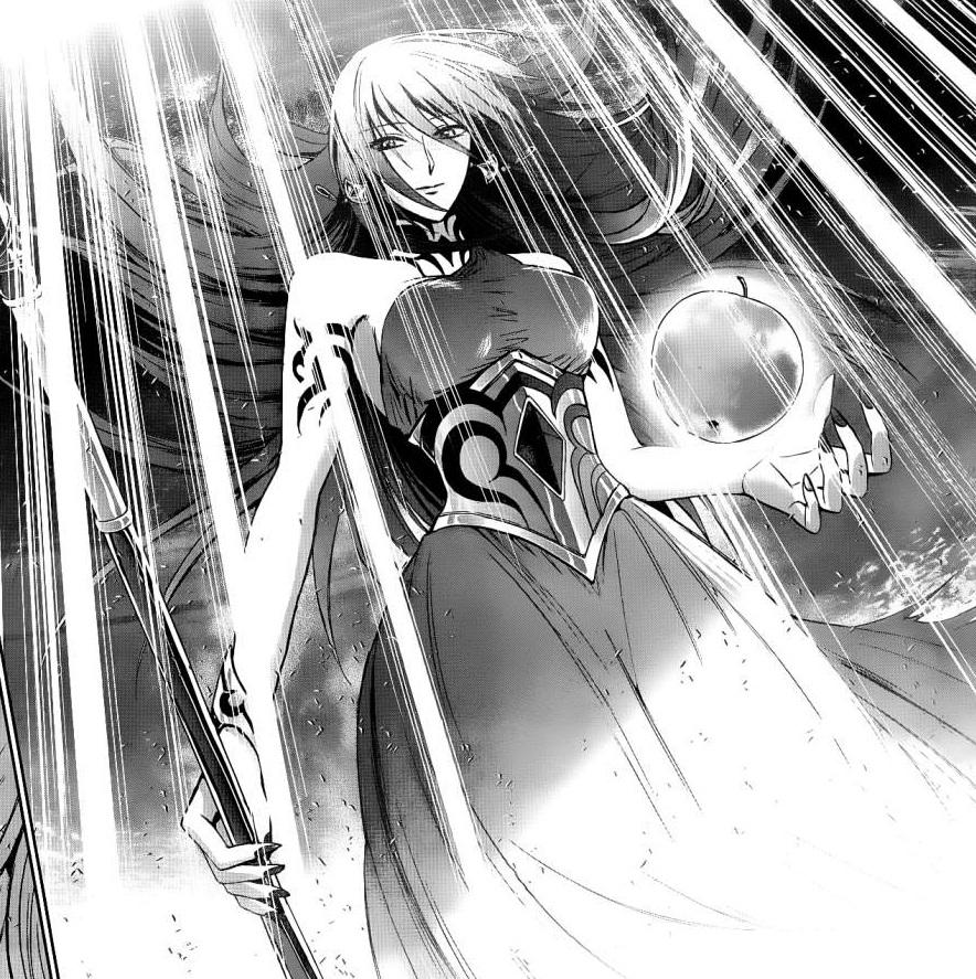 Saint Seiya Saintia Sho Devient Un Anime