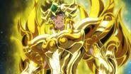 Leo God Aiolia