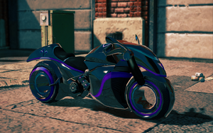 X-2 Phantom in Saints Row IV