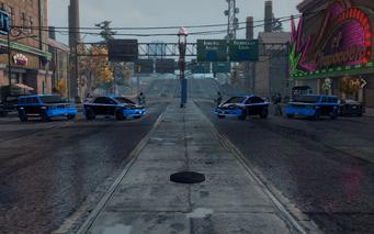 SRTT Roadblock - Deckers level 3 - large