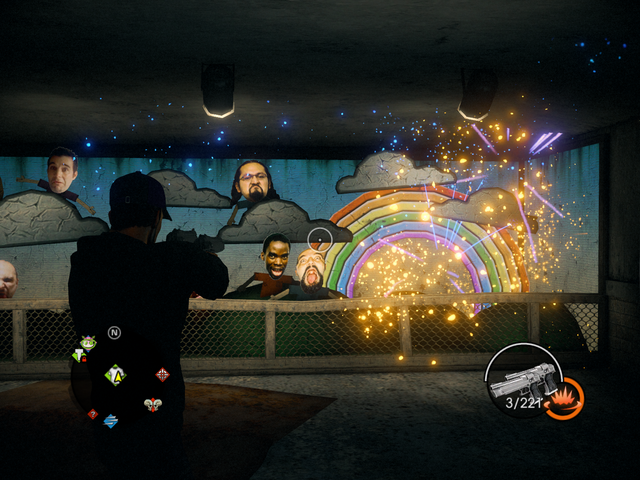 File:Let's Pretend basement developer heads exploding in Saints Row IV.png