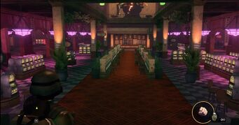 3 Count Casino - main room with slot machines