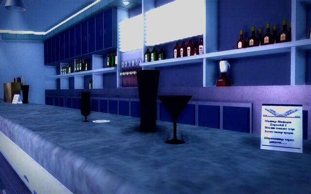 File:Club Koi - bar glasses.jpg