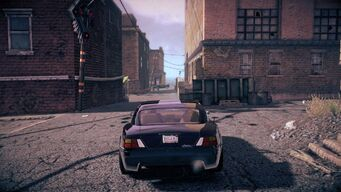 Phoenix - rear in Saints Row IV