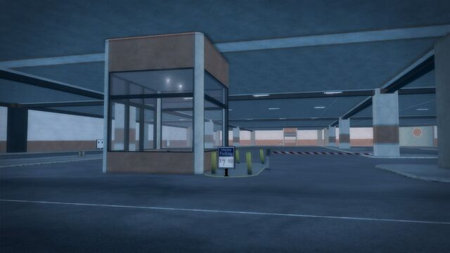 File:Heron Hotel - parking garage booth.jpg