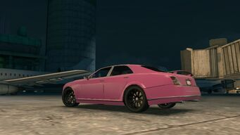 Infuego - rear left in Saints Row The Third