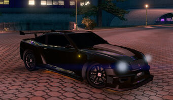 Torch - front right with lights in Saints Row The Third