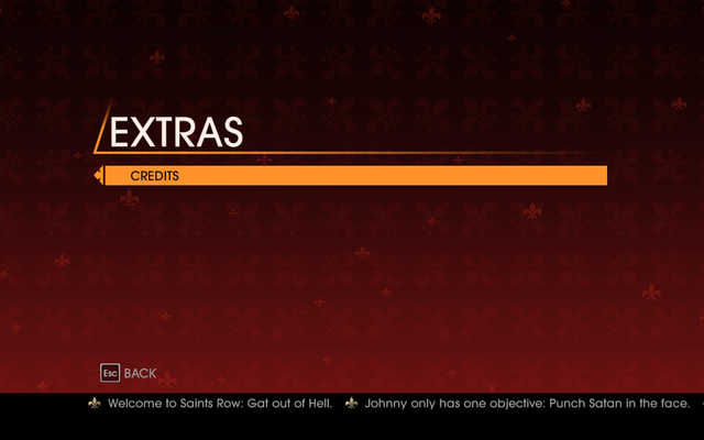 File:Saints Row Gat out of Hell - Main Menu - Extras.png