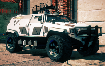 STAG N-Forcer in Saints Row IV - front right