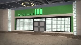 Rounds Square Shopping Center - Wasabi second store