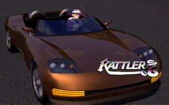 Rattler - front right customised with logo in Saints Row