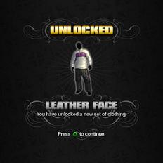 Saints Row unlockable - Customization Items - Leather Face - Racing outfit