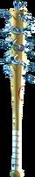 SRIV Melee - Baseball Bat - Rat Stick - Mean and Clean