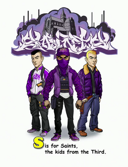 The ABCs of Saints Row S