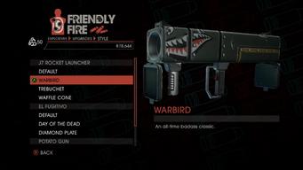 Weapon - Explosives - RPG - J7 Rocket Launcher - Warbird