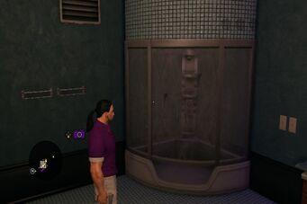 Safeword - Saints - shower
