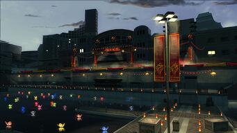 Stilwater Boardwalk - chinese heritage festival concept art