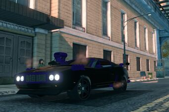 Hammerhead - low front left in Saints Row The Third