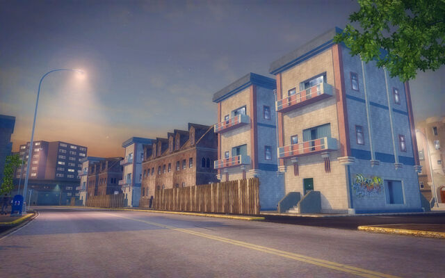 File:Prawn Court in Saints Row 2 - street.jpg