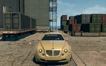 Infuego - front in Saints Row The Third