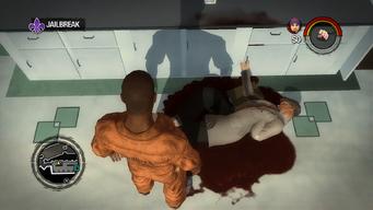 Jailbreak - doctor dead
