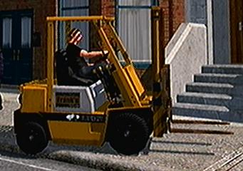 Forklift SR