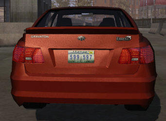 Eiswolf - rear in Saints Row