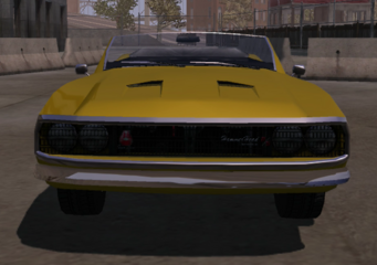 Hammerhead - front in Saints Row