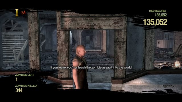 File:Zombie Uprising - If you leave message.png
