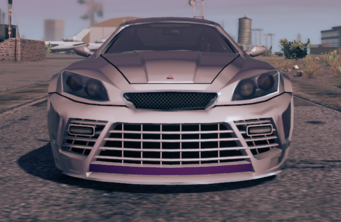 Blade - front in Saints Row IV