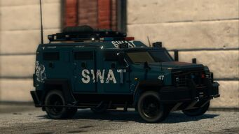 Lockdown - front right in Saints Row The Third