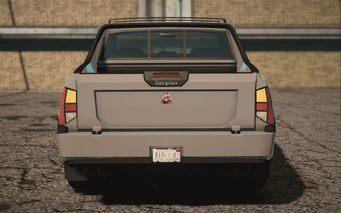 Saints Row IV variants - Criminal Ultimate - rear