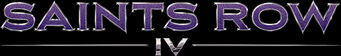Saints Row IV logo