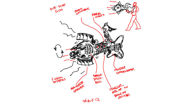 File:Dubstep Gun Concept Art - rough sketch with labels.jpg