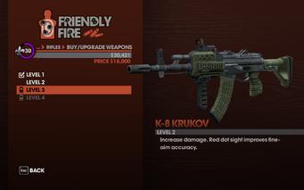 K-8 Krukov level 2 description
