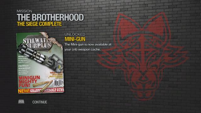File:The Siege - Mini-Gun unlocked.png