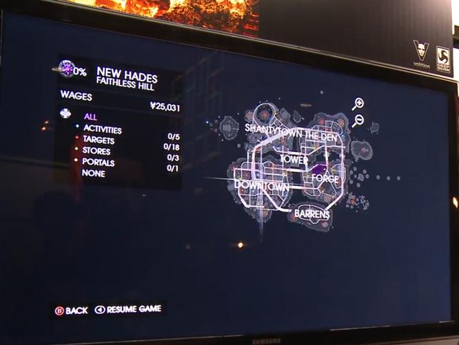 New Hades map GOOH IGN Gameplay