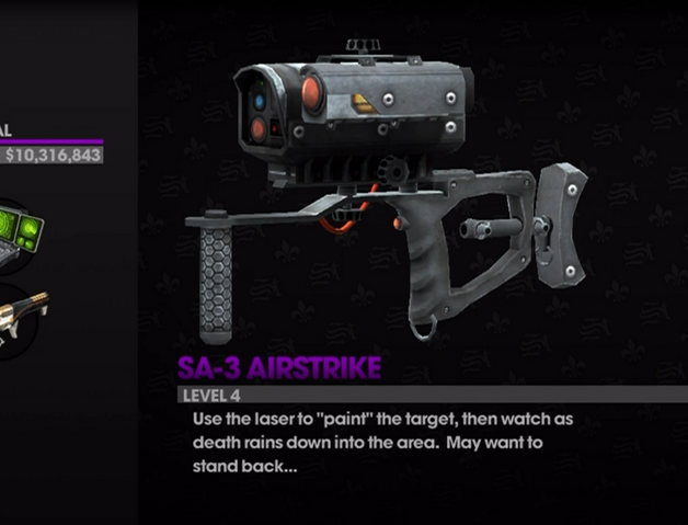 File:SA-3 Airstrike in the Weapons Cache.png