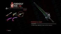 Weapon - Melee - Tentacle Bat - Main
