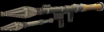 RPG Launcher - Saints Row 2 model