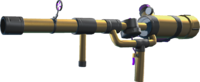 SRIV Explosives - RPG - Potato Gun - Gold-Trimmed