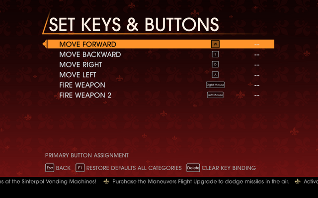 File:Saints Row Gat out of Hell - Main Menu - Options - Controls - Set Keys & Buttons - Tank.png