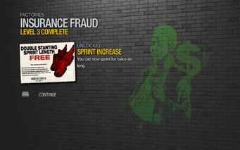 Sprint Increase 1 unlocked SR2