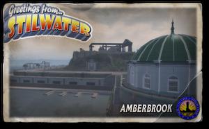 Postcard hood amberbrook