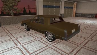 Saints Row variants - Stiletto - Standard - rear left