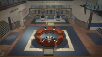Stilwater Courthouse - Lobby